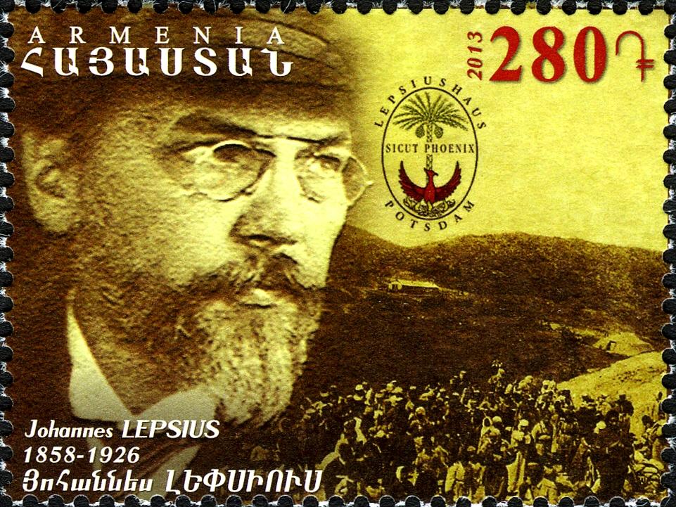 """Johannes Lepsius, """"Az örmények védő angyala"""""""