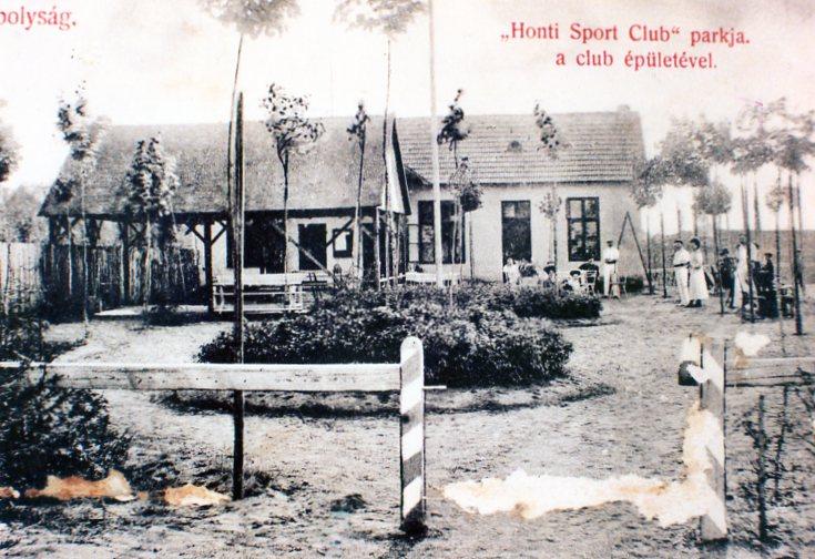 Ipolyság sportéletének kibontakozása: sportklubok és az első honti olimpikon