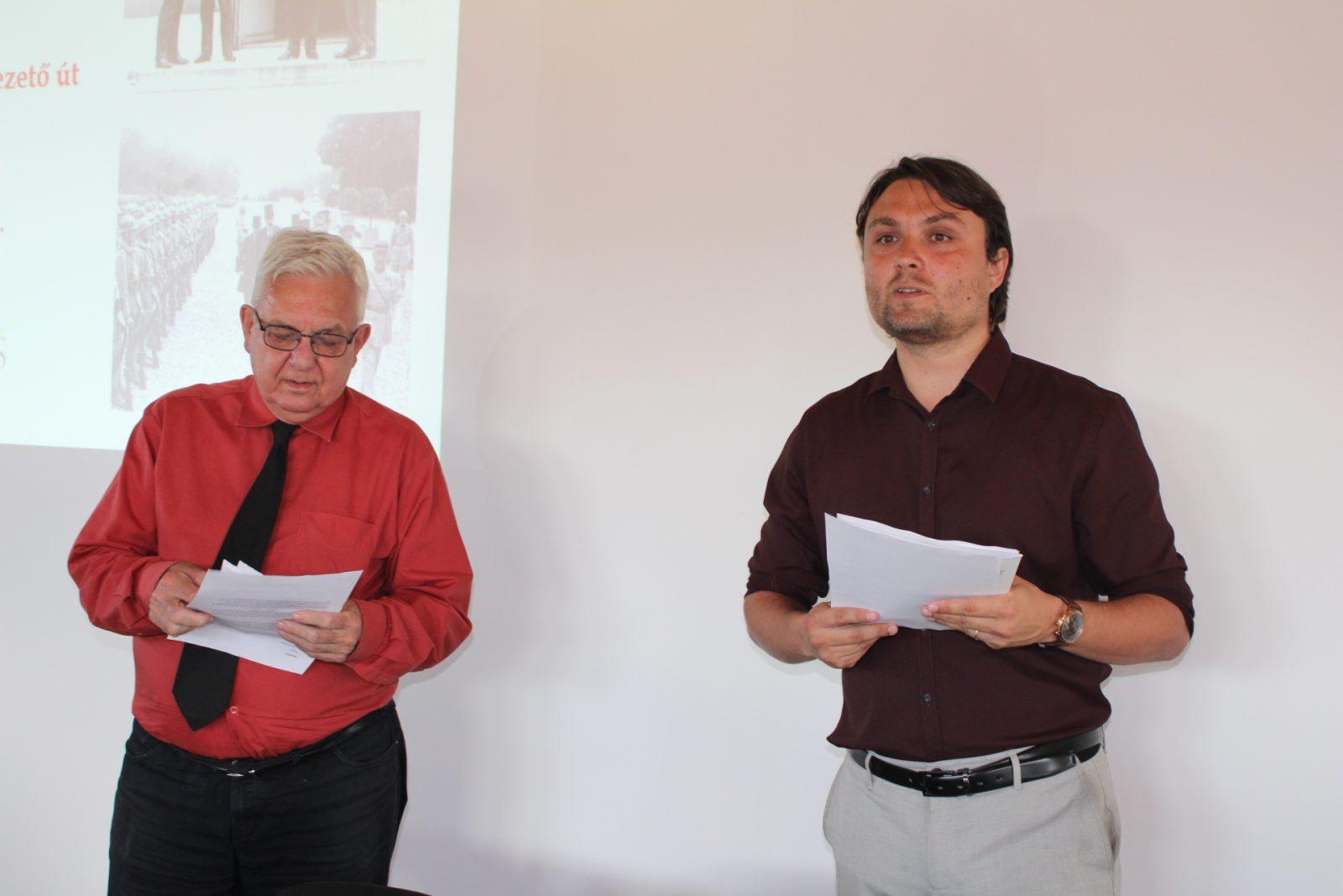 A Trianonhoz vezető út – a Széchenyi Társaság és a SZAKC közös előadássorozatának martosi állomása