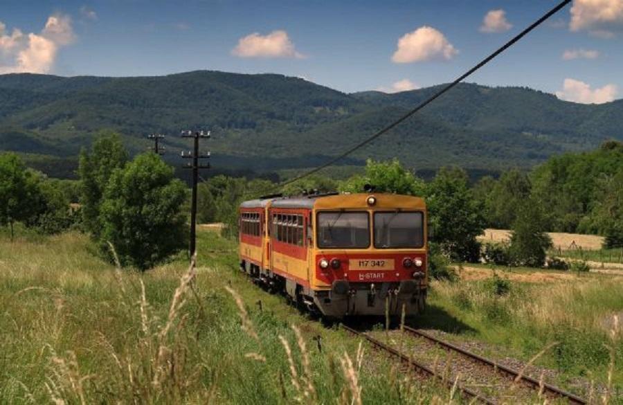 Ipoly napi különvonat: vasút, ami összeköti a Palócföldet