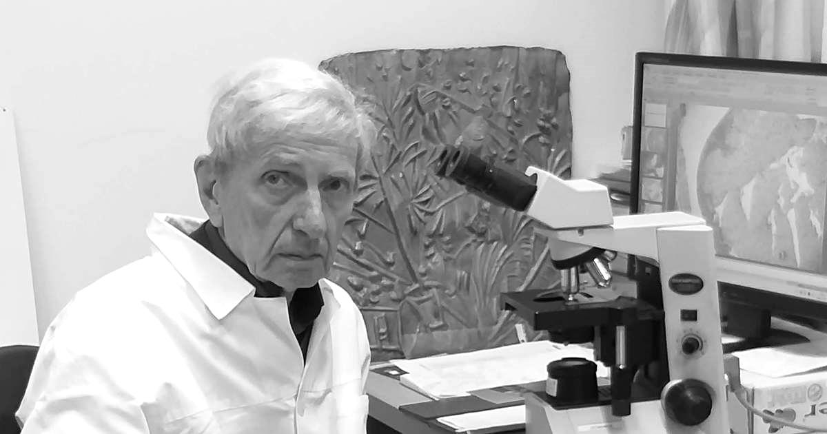 """""""Halálával sokat veszített a tudomány"""" – Dr. Garzuly Ferencre emlékezünk"""