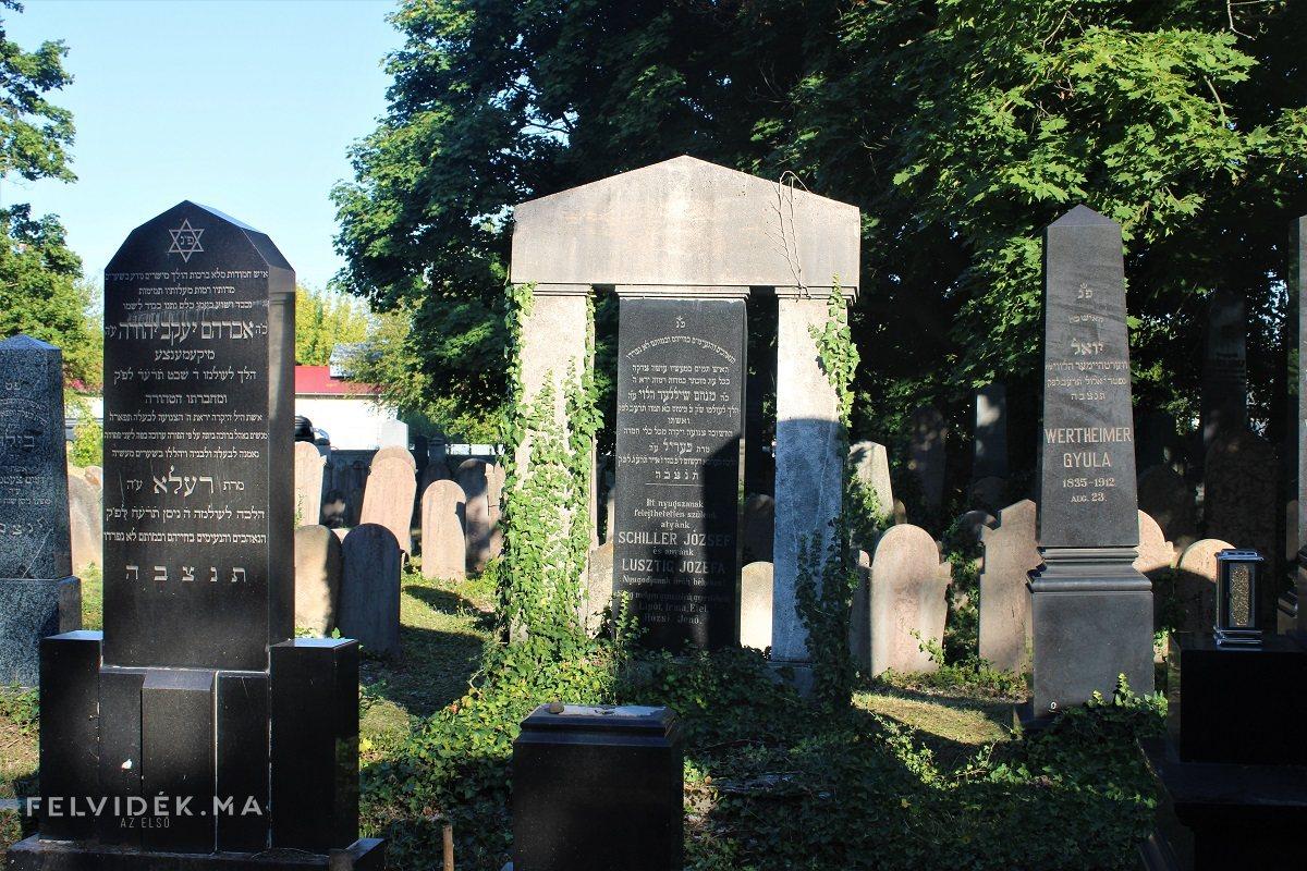 Értékmentés az ipolysági zsidó temetőkben